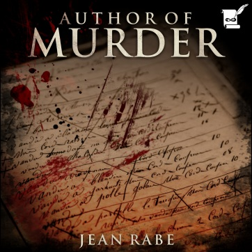 Rabe Author of Murder Logo